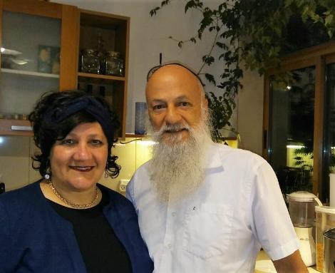 ירושלים – בריאה – השראה אצל שנינה ושאול טאוסון בגילה