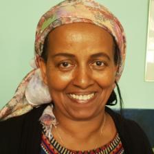 אמנות אתיופית אצל רות בנחלאות