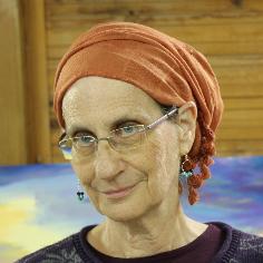 מכחול ברוח, ציורים עם נשמה אצל רחל גבירצמן